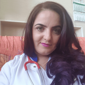Dr. Nache Veronica Georgiana